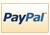 Règlement avec votre compte Paypal